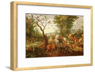 Noah's Ark, after 1613