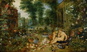 The Five Senses: Smell by Jan Brueghel the Elder