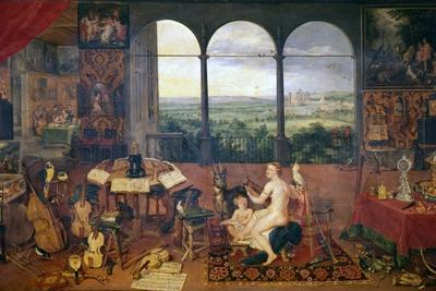 The Sense of Hearing, 1618
