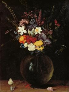 Vase of Flowers by Jan Brueghel the Elder