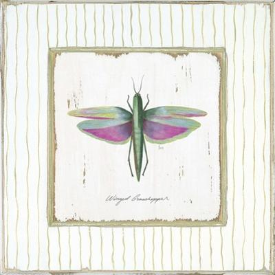 Winged Grasshopper by Jan Cooley