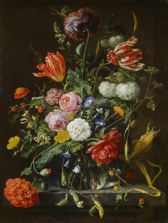 Blumenstück. Nach 1655
