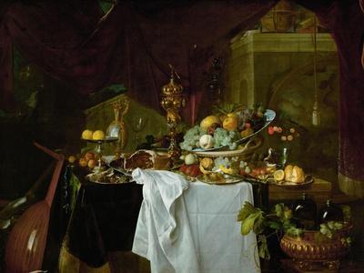 Dessert. Still-life, 1640