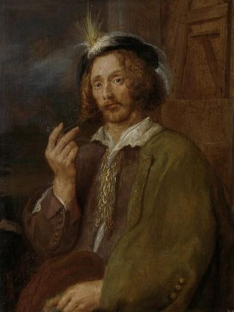 Self-Portrait, Jan Davidsz. De Heem.
