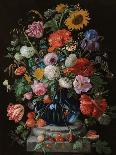 Vase of Flowers-Jan Davidsz de Heem-Art Print