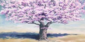 Peach Tree by Jan Eelder