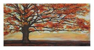Red Oak by Jan Eelder