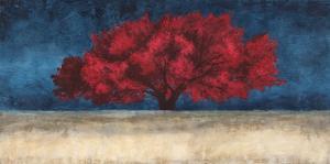 Red Tree by Jan Eelder
