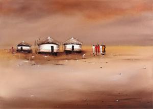 On the Waterfront IV by Jan Eelse Noordhuis