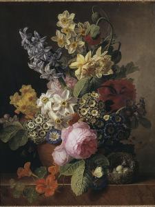 Bouquet by Jan Frans van Dael