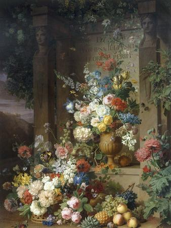 Julie's Tomb, c.1803