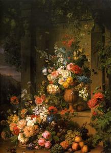 Le Tombeau de Julie, 1803-1804 by Jan Frans van Dael