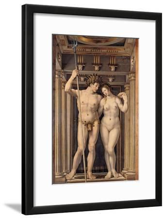 Neptune and Amphitrite, 1516