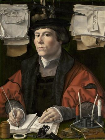 Portrait of a Merchant, C.1530