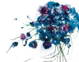 Blue Bouquet by Jan Griggs