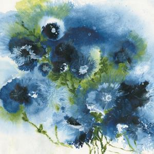 Blue Explosion by Jan Griggs