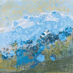 Blue Puffs by Jan Griggs