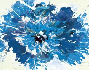 Color in Bloom Blue by Jan Griggs
