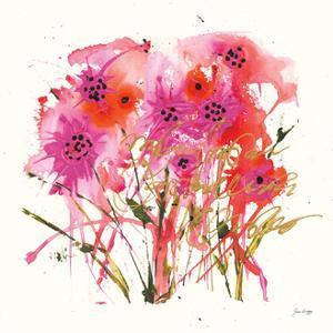 Flower Talk Gold by Jan Griggs