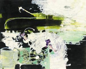 Green White and Black by Jan Griggs