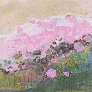 Pink Puffs by Jan Griggs