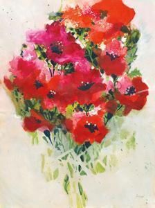 Poppy Bouquet by Jan Griggs