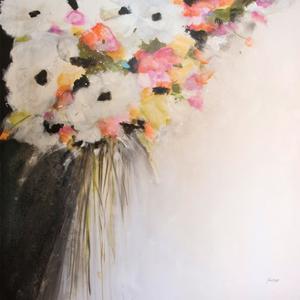 Saturdays Flowers by Jan Griggs