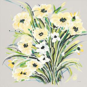 Spring II Gray by Jan Griggs