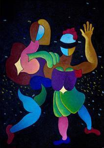 Carnival, 2007 by Jan Groneberg