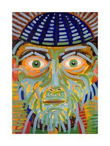 The Gaze of the Magus, 2005 by Jan Groneberg