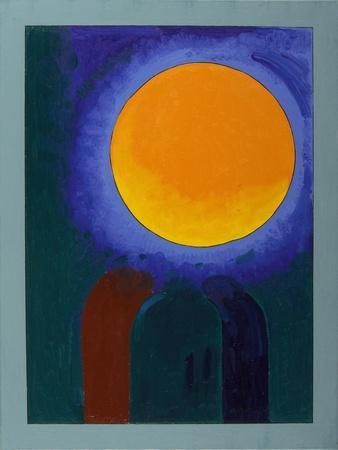 Two Musk-Rats under the Moon, 2008