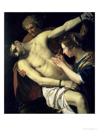 St. Sebastian and St. Irene, 1624