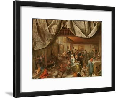The Brewery of Jan Steen