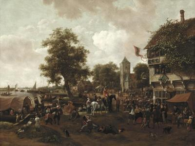 The Fair at Oegstgeest, c.1655/60