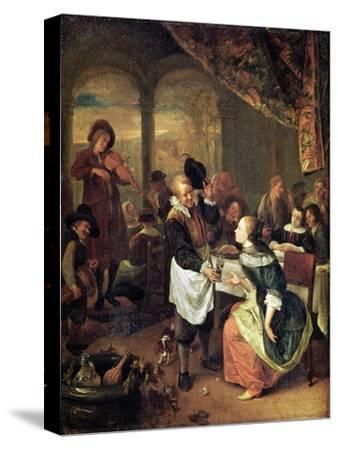 The Gallant Innkeeper