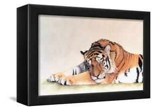 Sleeping Tiger by Jan Henderson