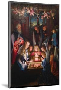 Adoration of the Christ Child by Jan Joest of Kalkar (Follower of)