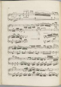 Oeuvre dernier et posthume...Deux sonates pour forte piano avec accompagnement de violon et basse by Jan Ladislav Dussek