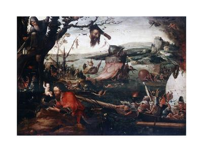 Landscape with the Parable of Saint Christopher, Early16th Century
