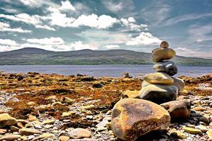 Coss Strand Ireland by Jan Michael Ringlever