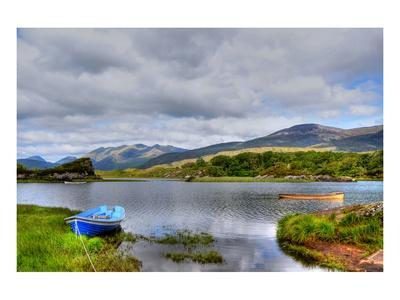 Solitude on Killarney Lakes