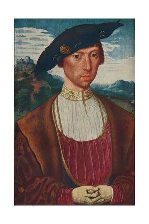 'Joost van Bronckhorst', c1520