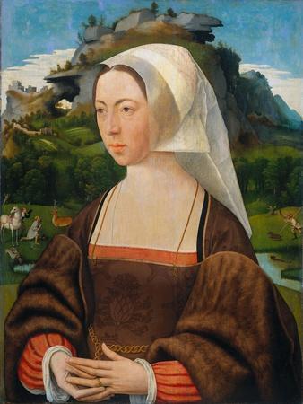 Portrait of a Woman, Ca 1530