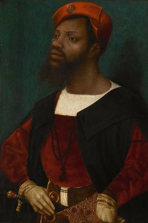 Portrait of an African Man, Ca 1530