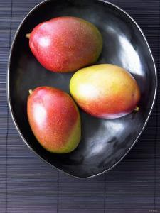 Three Mangos by Jan-peter Westermann