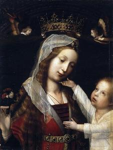 Virgin and Child, Between 1465 and 1529 by Jan Provost