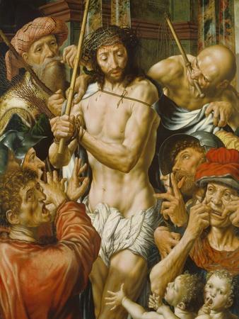 Die Verspottung Christi, 1544