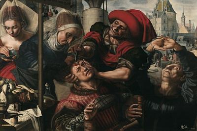Surgery, 1550-1555