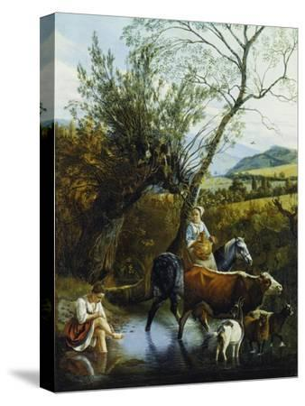 The Ford, 1672