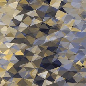Geometric Squared I by Jan Tatum